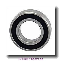 High speed high quality ball bearing W61903-2RS1 Size 17X30X7