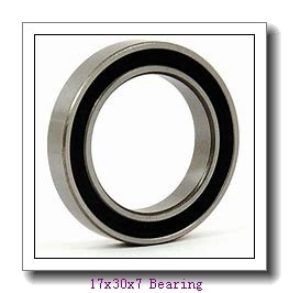 High precision coal mill bearing 61903 Size 17X30X7