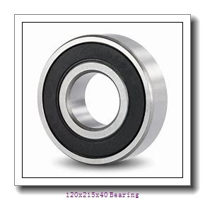 NSK 7224A Angular contact ball bearing 7224A Bearing size: 120x215x40mm