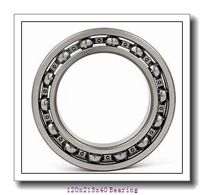 NSK 7224A5 Angular contact ball bearing 7224A5 Bearing size: 120x215x40mm