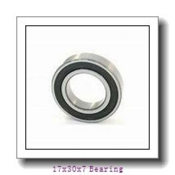 W 61903-2Z Bearings 17x30x7 mm Ball Bearing Stainless Steel Deep Groove Ball Bearing W61903-2Z