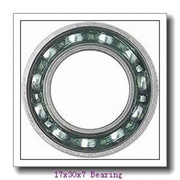 0.669 Inch | 17 Millimeter x 1.181 Inch | 30 Millimeter x 0.551 Inch | 14 Millimeter  NSK 7903A5TRDUMP4 Angular contact ball bearing 7903A5TRDUMP4 Bearing size: 17x30x7mm