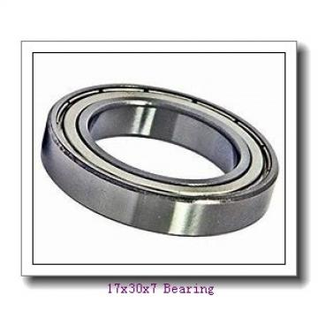 17 mm x 30 mm x 7 mm  NSK 6903 Deep groove ball bearings 6903 ZZ VV DDU N NR Bearing Size 17x30x7 Single Row Radial Bearing