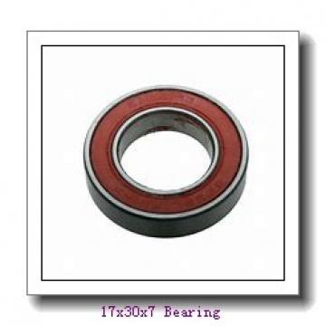 0.669 Inch | 17 Millimeter x 1.181 Inch | 30 Millimeter x 0.551 Inch | 14 Millimeter  NSK 7903CTRDUMP3 Angular contact ball bearing 7903CTRDUMP3 Bearing size: 17x30x7mm