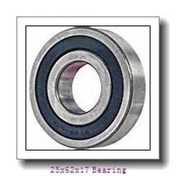 High speed deep groove ball bearing 6305 2RS for cars, industrial machinery