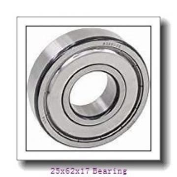 1305 Chrome Steel Self-Aligning Ball Bearing 25X62X17mm
