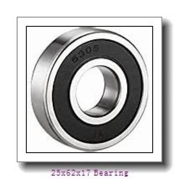 25x62x17 spherical cylindrical roller bearing