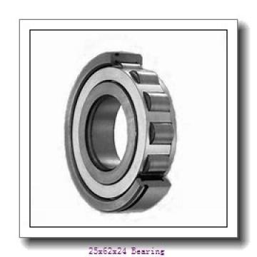 deep groove ball bearing 62305-2RS 25x62x24 mm ball bearing 62305