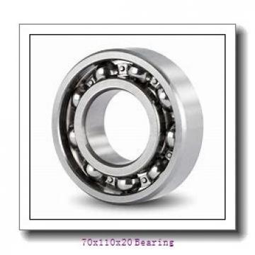 NJ 1014 Cylindrical roller bearing NSK NJ1014 Bearing Size 70x110x20