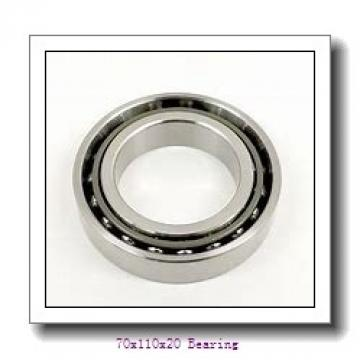 gold supplier bearing70x110x20 7014 P4 grade ABEC7 angular contact ball bearing 75x115x20 7304 Angular Contact Ball Bearing