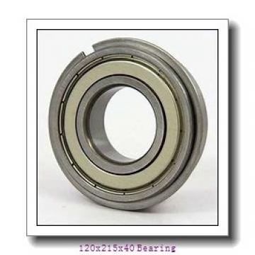 factory price 120x215x40 6224 deep groove ball bearing
