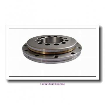 120x215x40 Four Point Angualr Contact Ball Bearings QJ224 QJF224