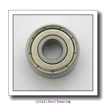 High speed crusher bearing 7224CDGA/P4A Size 120x215x40