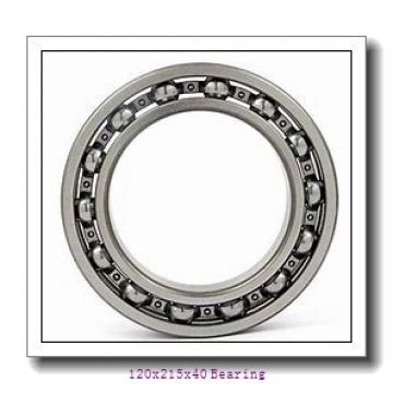 NJ224 High precision marine mechanical bearing NJ224ECP Size 120X215X40
