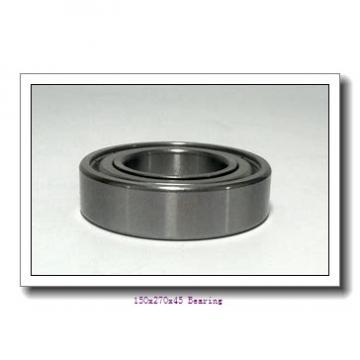 3MM230WI-MBR Angular bearing 150x270x45 mm angular contact ball bearing 2MM230WI-MBR